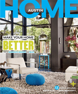Cover of Austin Home Magazine